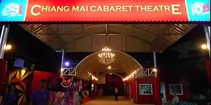 New venue: Chiang Mai Cabaret Theatre