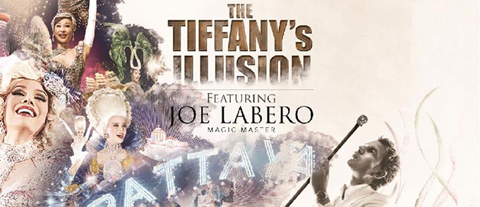 The Tiffany's Illusion Featuring Joe Labero: Magic in Fantasy